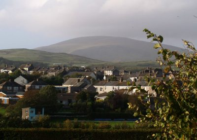 Norman Nicholson Society - Black Combe from Millom