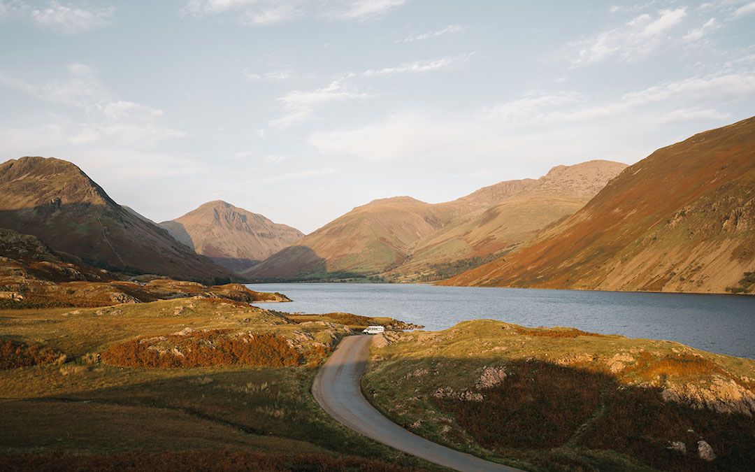 Explore the Western Lakes by bike on 'The Lakes 100' route