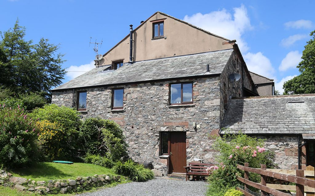 Goospen Cottage