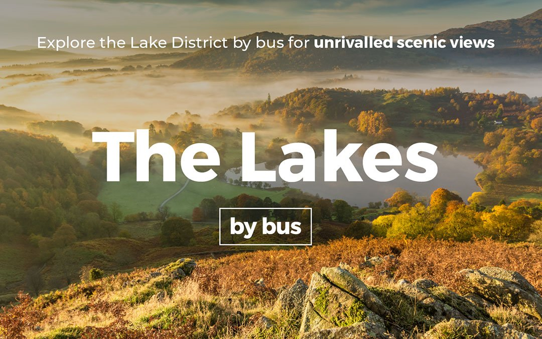Explore the Lakes by Bus with Stagecoach