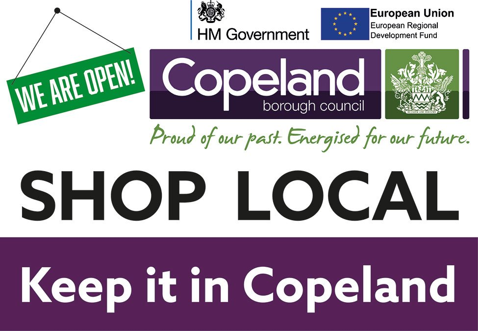 'Shop Local' campaign launched in Copeland