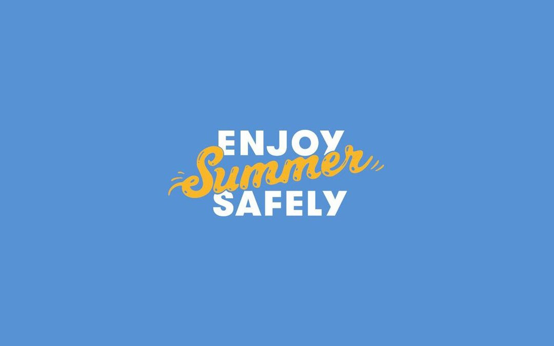 Enjoy Summer Safely - Shop Locally