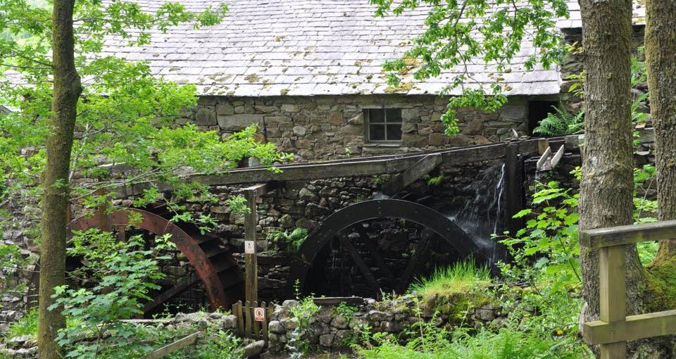 Eskdale Mill granted Heritage Lottery Fund award