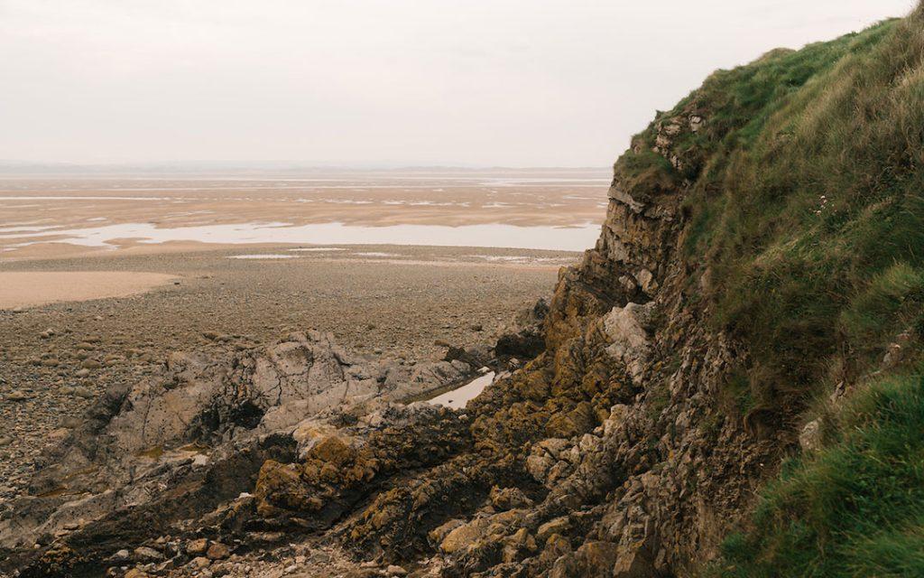 Cumbria's coastal path continues to take-shape