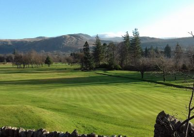 Eskdale Golf Course, Western Lake District