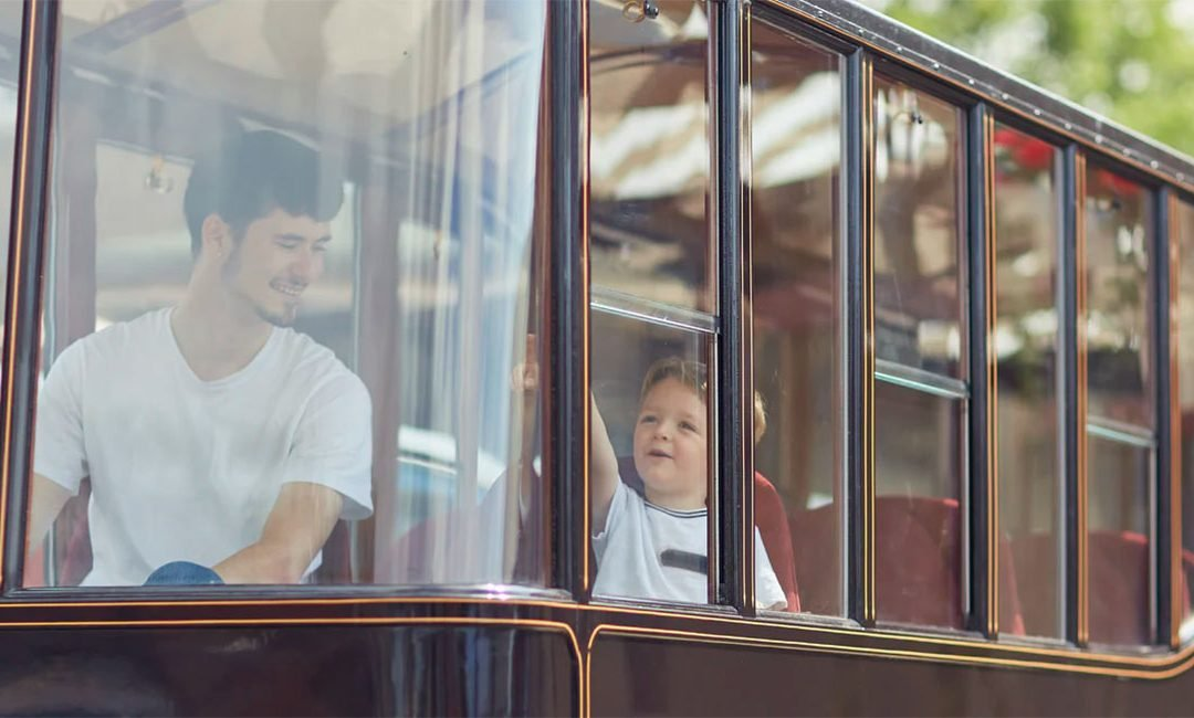 First Class Carriage Cream Tea & Steam Experience at Ravenglass & Eskdale Railway