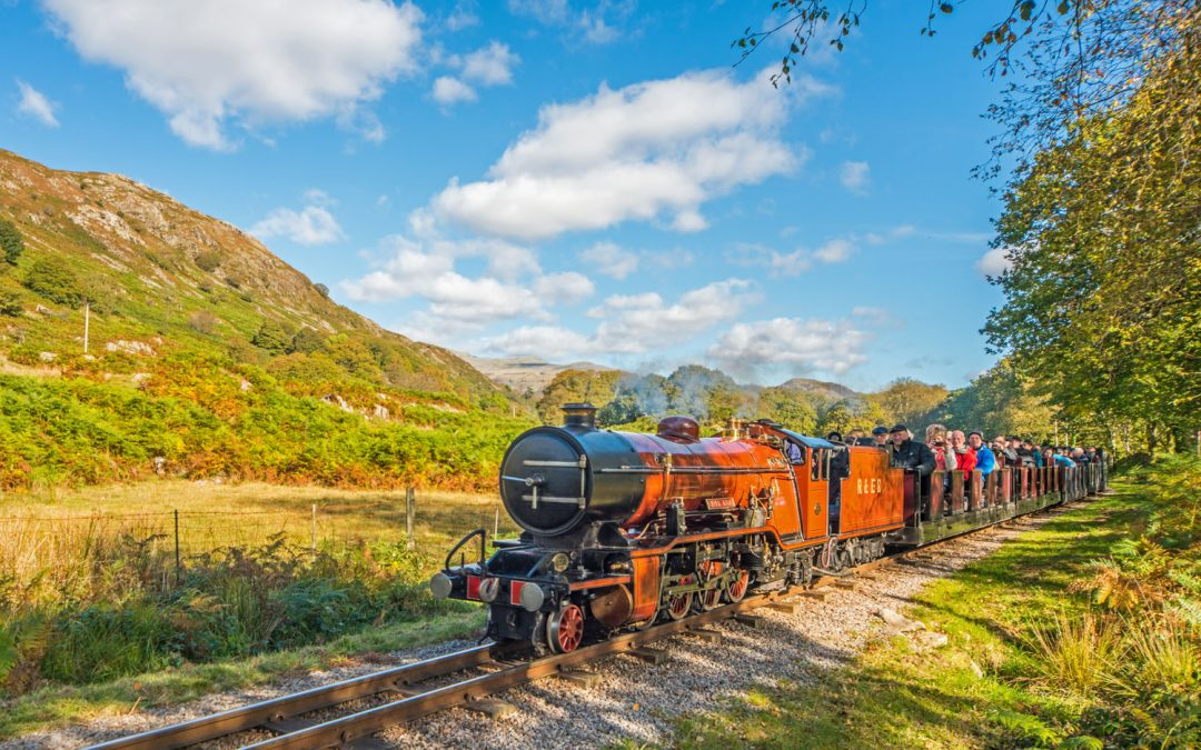 Ravenglass & Eskdale Railway Western Lake District