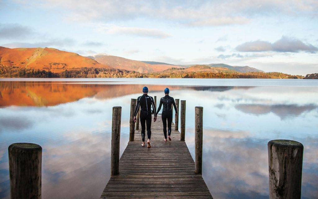 Swimming in the Western Lake District