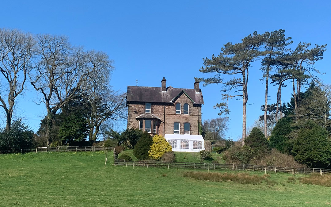 The Old Vicarage, Cleator