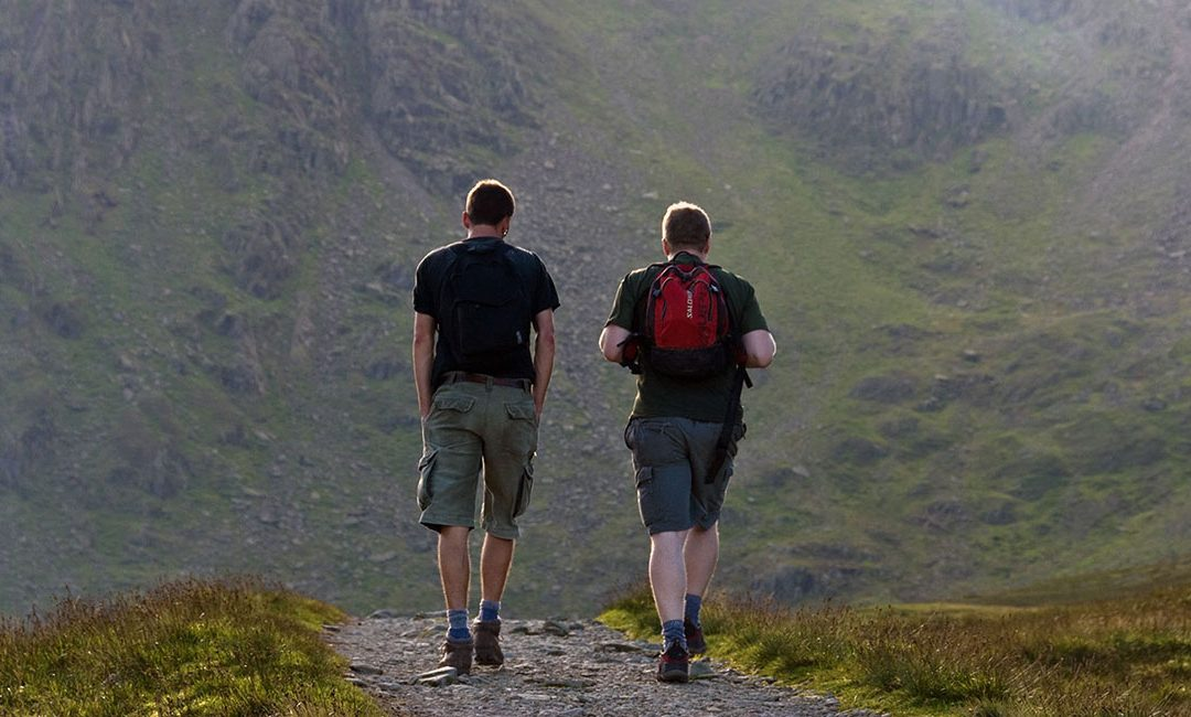 Walking route recommendations in the Western Lake District & Coast