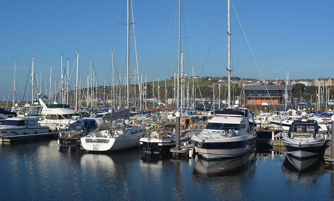 Coming Soon: Coastal Activity Centre, Whitehaven Harbour