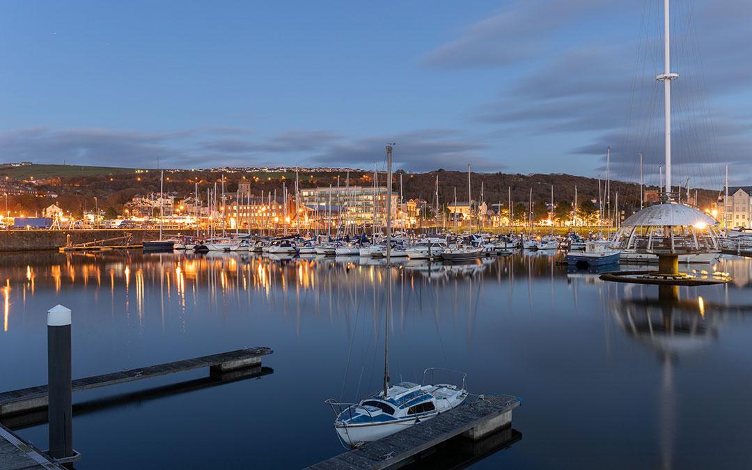 Whitehaven Harbour